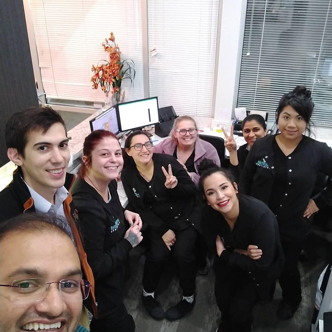 Kyle Parkway Dentistry team